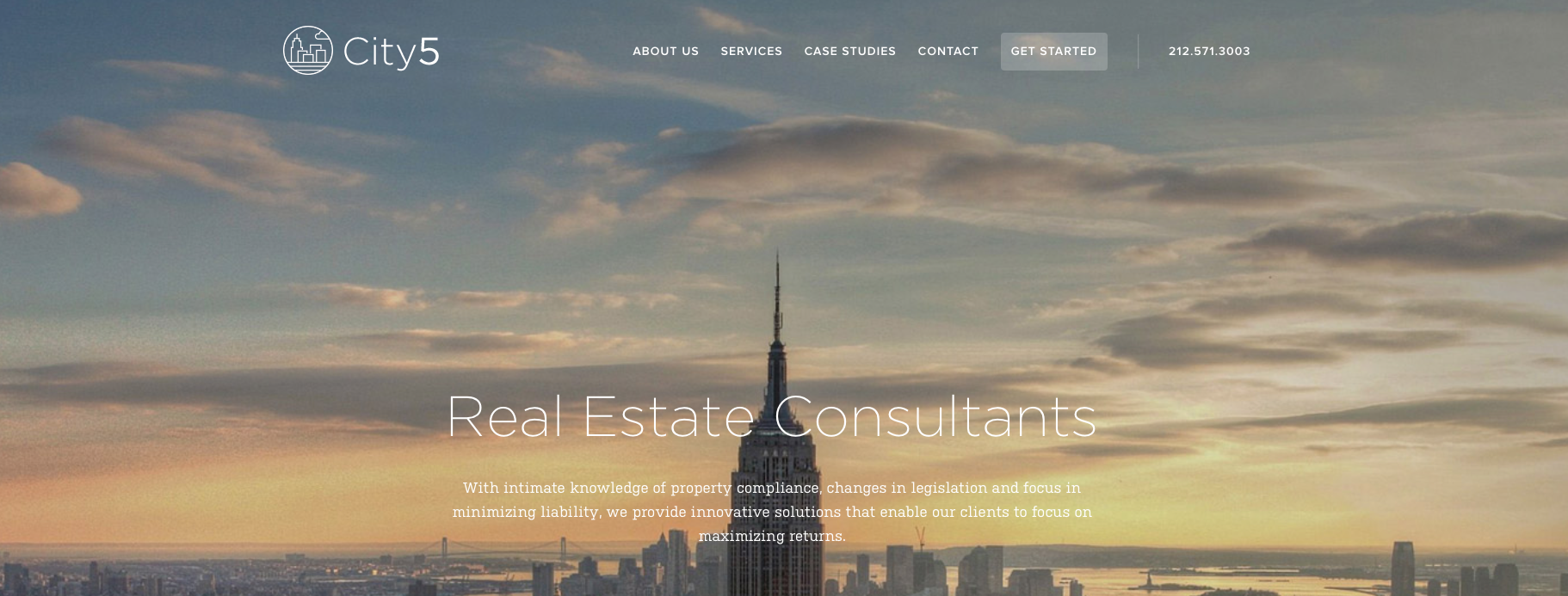 CITY5 CONSULTING