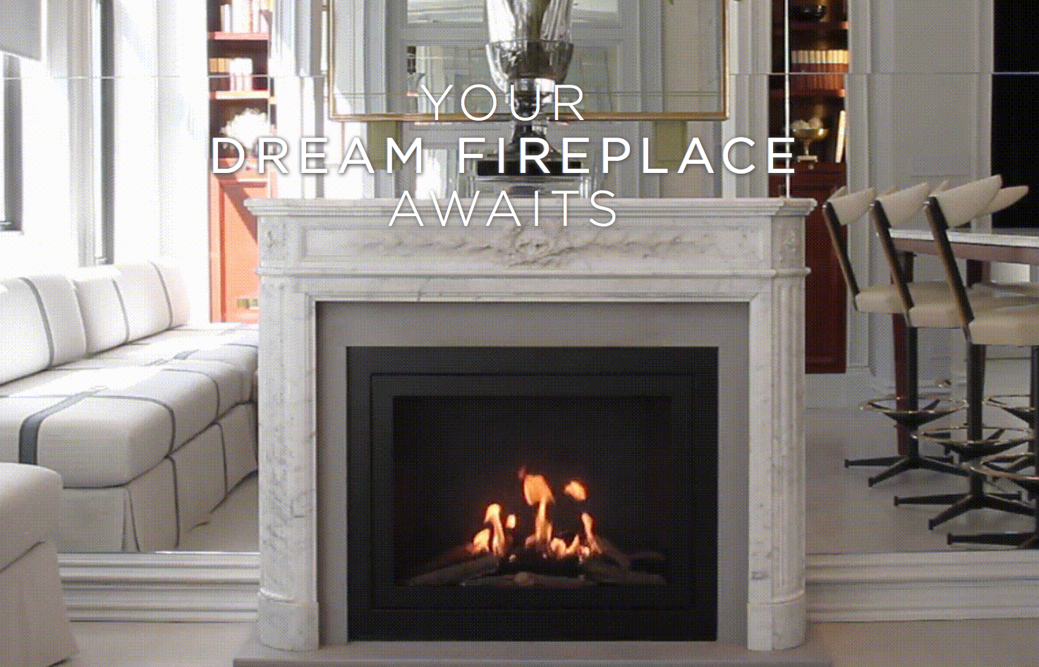 HEARTHCABINET VENTLESS FIREPLACES