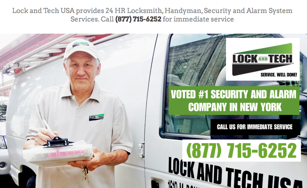 LOCK & TECH USA 1