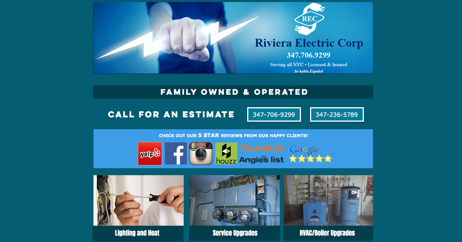 RIVIERA ELECTRIC