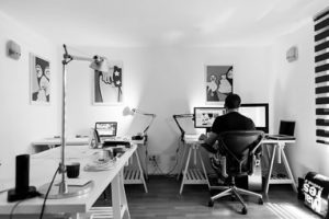 How to achieve a work-life balance in a live-work loft 1